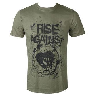 Herren T-Shirt Metal Rise Against - TAPE - PLASTIC HEAD, PLASTIC HEAD, Rise Against
