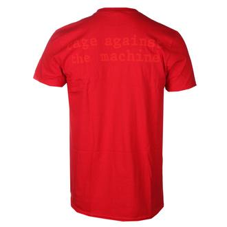 Herren T-Shirt Metal Rage against the machine - Red Star - NNM, NNM, Rage against the machine