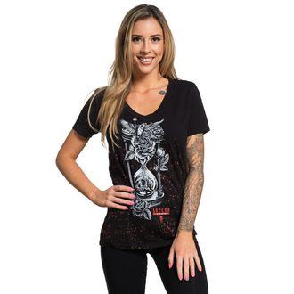 Damen T-Shirt Hardcore - HOUR GLASS - SULLEN, SULLEN