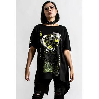 Unisex-T-Shirt KILLSTAR - Shine Bright Split - Schwarz, KILLSTAR