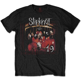 Kinder T-Shirt Slipknot - Debut Album - 19 Jahre - ROCK OFF, ROCK OFF, Slipknot