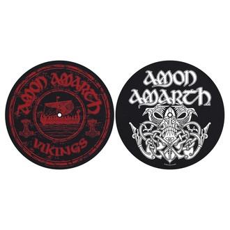 Grammophon Matte (2er Pack) Amon Amarth - Vikings - RAZAMATAZ, RAZAMATAZ, Amon Amarth