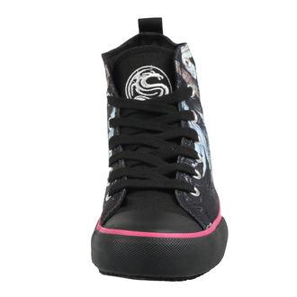 Damen High Top Sneakers - ROCK ANGEL - SPIRAL, SPIRAL