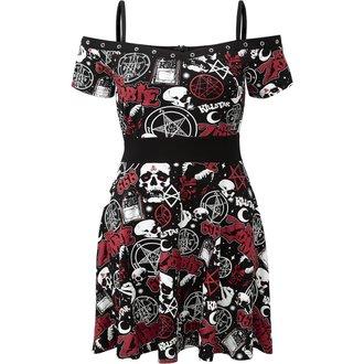 Damen Kleid KILLSTAR - ROB ZOMBIE - Spookshow - SCHWARZ, KILLSTAR, Rob Zombie