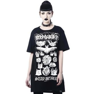 Unisex T-Shirt KILLSTAR - Stay Weird - SCHWARZ, KILLSTAR