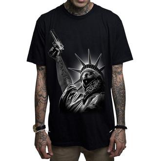 Herren T-Shirt MAFIOSO - STICK UP - BLK, MAFIOSO
