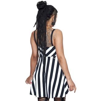 Kleid für Frauen KILLSTAR - Stripe About Negative - Streifen, KILLSTAR