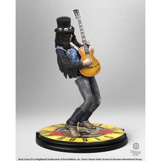 Figur Guns N' Roses - Slash - Rock Iconz, KNUCKLEBONZ, Guns N' Roses