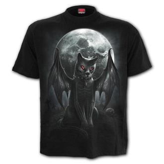 Herren T-Shirt - VAMP CAT - SPIRAL, SPIRAL