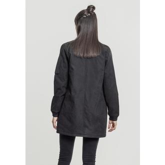 Damen Jacke Frühling Herbst - Peached Long - URBAN CLASSICS, URBAN CLASSICS
