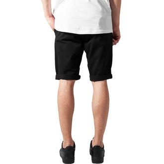 Herren Shorts URBAN CLASSICS - Stretch Turnup Chino, URBAN CLASSICS