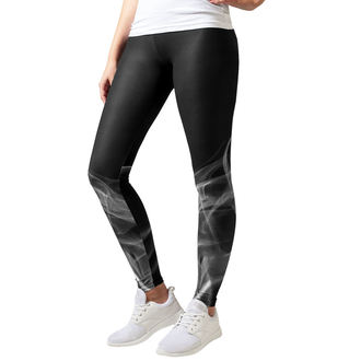 Damen Leggings URBAN CLASSICS - Smoke, URBAN CLASSICS