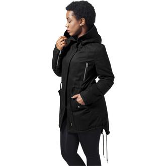 Damen Winterjacke - Sherpa Lined Cotton Parka - URBAN CLASSICS, URBAN CLASSICS