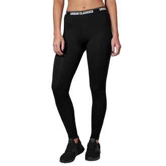 Damenhose (Leggings) URBAN CLASSICS - Logo, URBAN CLASSICS