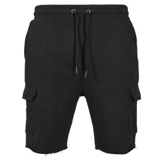 Herren Shorts URBAN CLASSICS - Open Edge Terry Cargo, URBAN CLASSICS