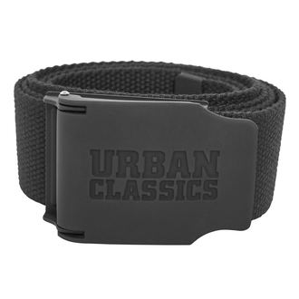 Gürtel URBAN CLASSICS - Woven - Gummiert Berühren UC, URBAN CLASSICS
