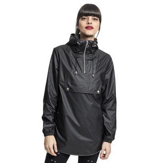 Damen Jacke URBAN CLASSICS - High Neck - schwarz, URBAN CLASSICS