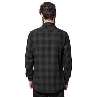 Herrenhemd URBAN CLASSICS - Checked Flanell, URBAN CLASSICS