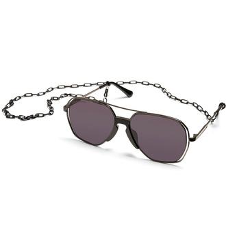 Sonnenbrille URBAN CLASSICS - Karphatos mit Kette, URBAN CLASSICS