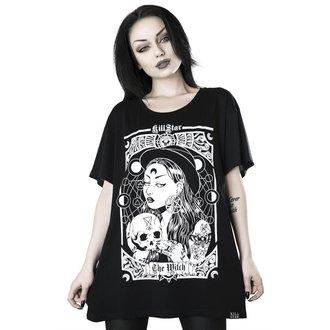 Damen T-Shirt KILLSTAR - The Witch Relaxed, KILLSTAR