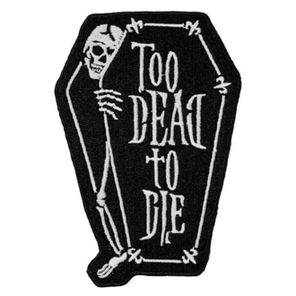 Patch zum Aufbügeln KILLSTAR - Too Dead, KILLSTAR