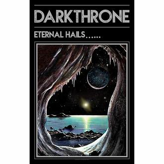 Flagge Darkthrone - Eternal Hails - ROCK OFF, ROCK OFF, Darkthrone