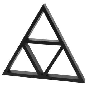 Dekoration KILLSTAR - Triangle Wall Shelf, KILLSTAR