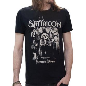 Herren T-Shirt Metal Satyricon - Nemesis Reduced - NNM, NNM, Satyricon