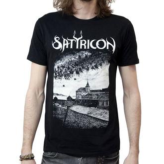 Herren T-Shirt Metal Satyricon - Oskoreia - NNM, NNM, Satyricon