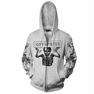 Herren-Sweatshirt Offspring - Skeletons - Grau, NNM, Offspring