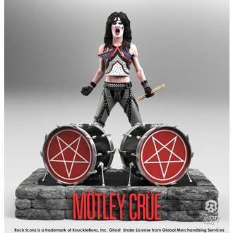 Figur Mötley Crüe - Tommy Lee - Rock Iconz, KNUCKLEBONZ, Mötley Crüe