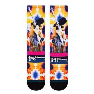 Socken JIMI HENDRIX - SUNFLOWERS - MULTI - STANCE, STANCE, Jimi Hendrix