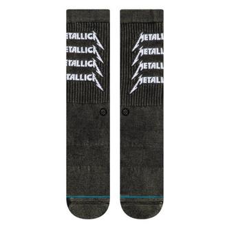 Socken METALLICA - STACK - SCHWARZ - STANCE, STANCE, Metallica