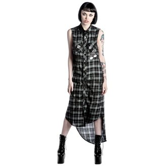 Damen Kleid KILLSTAR - Unplugged - Schwarz, KILLSTAR