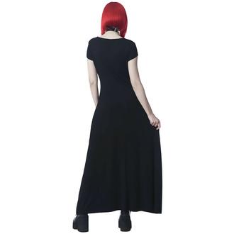 Damenkleid KILLSTAR - Untamed Batwing - Schwarz, KILLSTAR