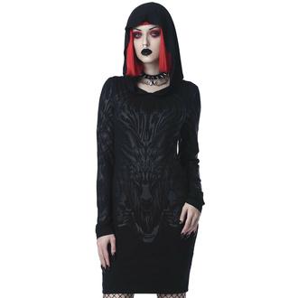 Damen Kleid KILLSTAR - Untamed - Schwarz, KILLSTAR