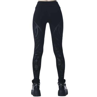 Damenhose (Leggings) KILLSTAR - Untamed - Schwarz, KILLSTAR