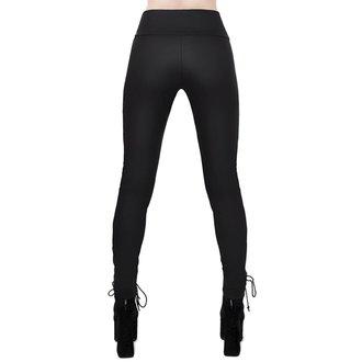 Damen Leggings KILLSTAR - Viper Lace-Up, KILLSTAR