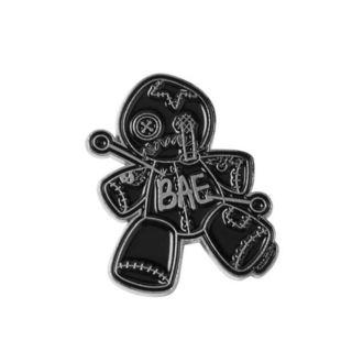 Reißzwecke KILLSTAR - Voodoo Bae, KILLSTAR