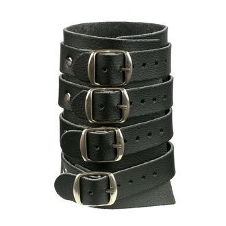 Armband 4, BLACK & METAL
