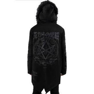 Unisex Jacke KILLSTAR - Wake From Death Parka, KILLSTAR