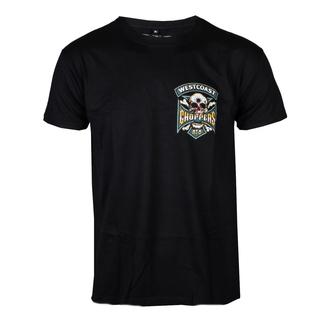 Herren T-Shirt - HIPSTER HUNTERS - West Coast Choppers, West Coast Choppers