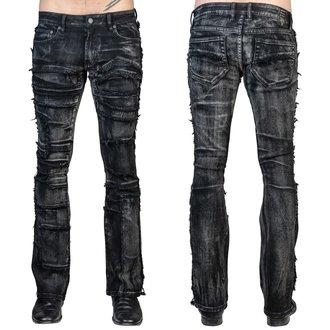 Herren Hose (Jeans) WORNSTAR - Remnant - Schwarz, WORNSTAR