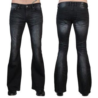Herren Hose (Jeans) WORNSTAR - Starchaser - Jahrgang Schwarz, WORNSTAR