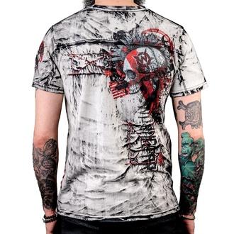 T-Shirt Hardcore Herren - CHAOS - WORNSTAR, WORNSTAR