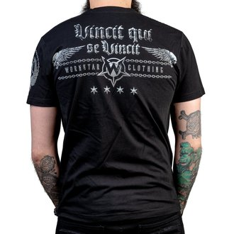 Herren T-Shirt Hardcore - Rivalis - WORNSTAR, WORNSTAR