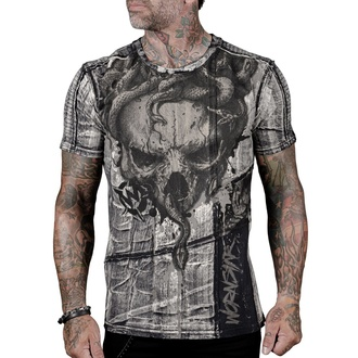 Herren T-Shirt Hardcore - Stheno - WORNSTAR, WORNSTAR