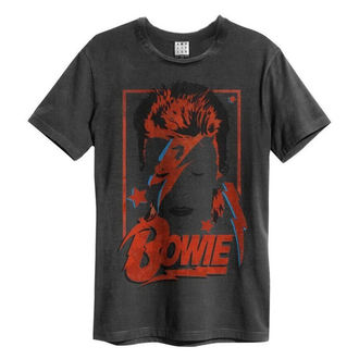 Herren T-Shirt Metal David Bowie - Aladdin Sane Anniversary - AMPLIFIED, AMPLIFIED, David Bowie