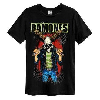 Herren T-Shirt Metal Ramones - Gabba Gabba - AMPLIFIED, AMPLIFIED, Ramones