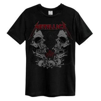 Herren T-Shirt Metal Metallica - Birth School - AMPLIFIED, AMPLIFIED, Metallica